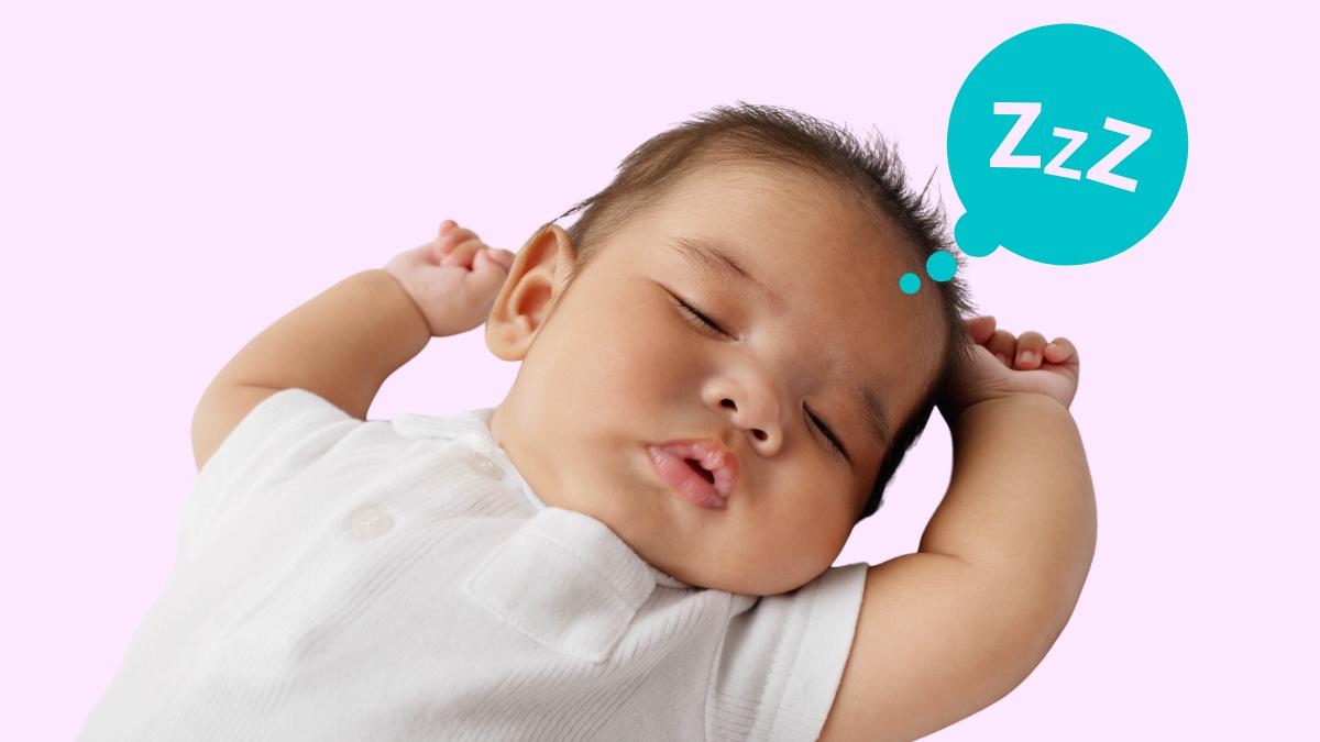sleeping baby sleep training methods