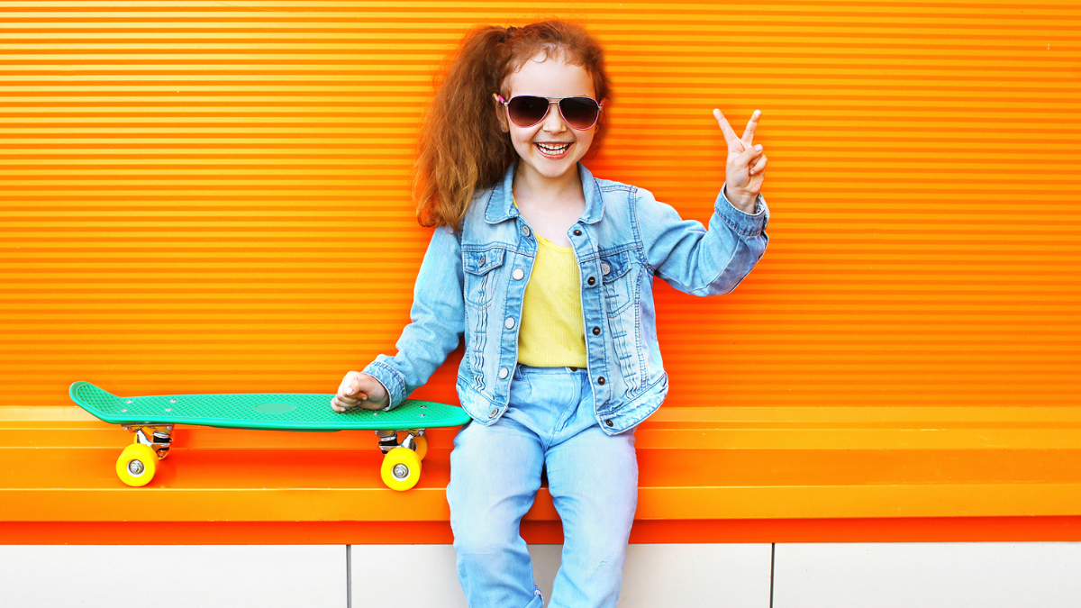 Helping Your Newly Fashion Conscious Child