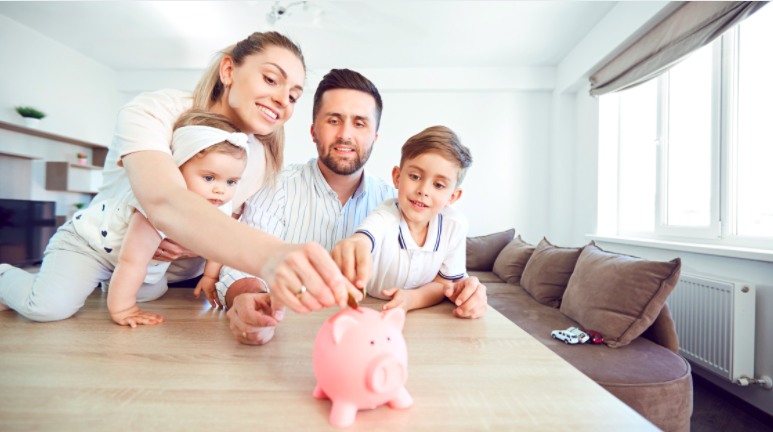 Top Tips to Save Money For Parents