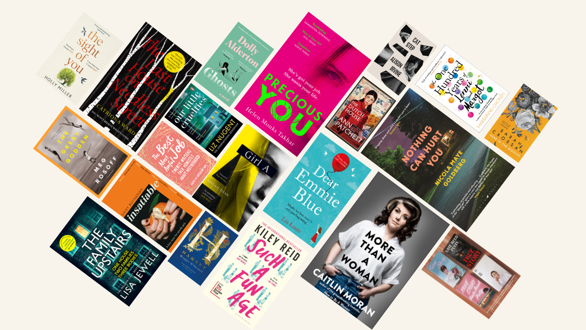 The Book Club: Top 20 Reads of 2020