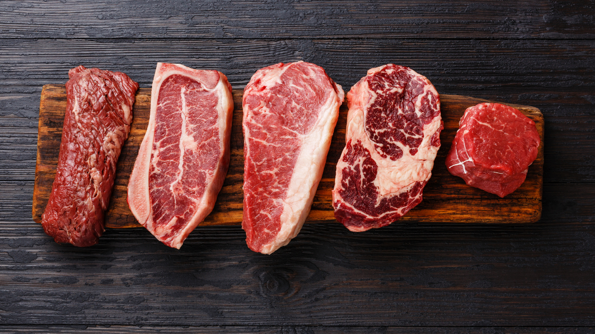 How can you get grass-fed quality meat without having to go to the butchers?