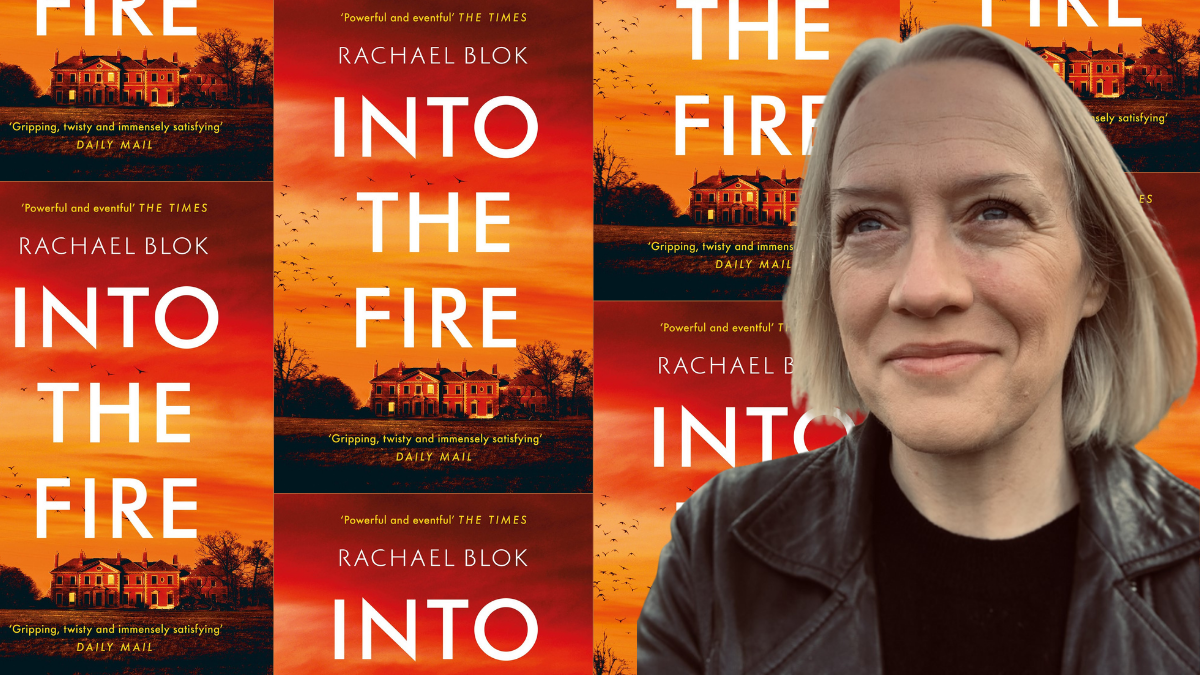 Meet The Author: Rachael Blok
