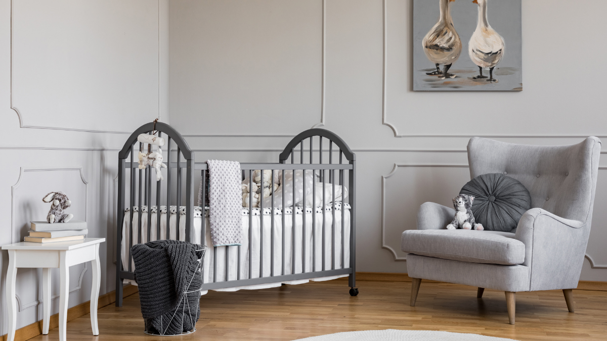 Nursery Room Ideas: What To Buy And What To DIY